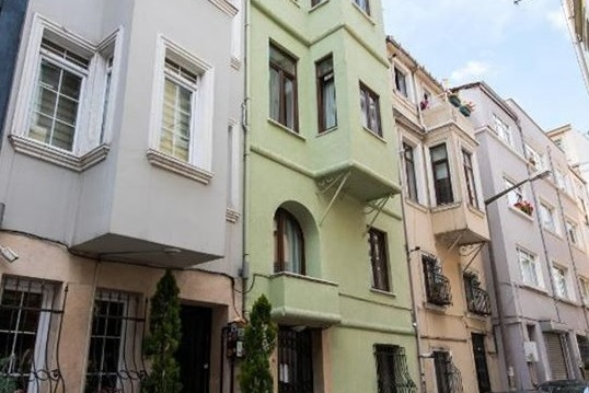 Investment entire building in centre Beyoglu Istanbul