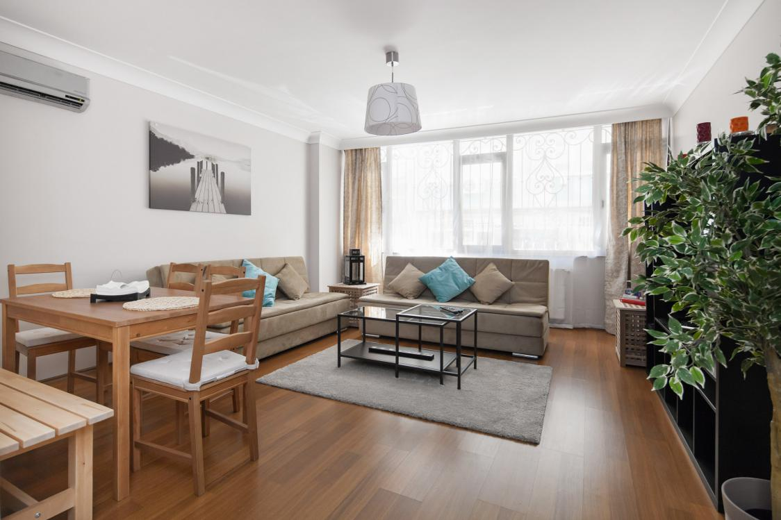 Istanbul apartment for rent in centre business district